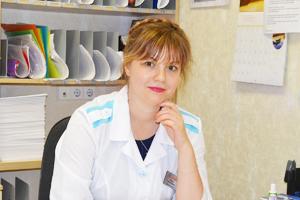 Дарья Александровна Толкач