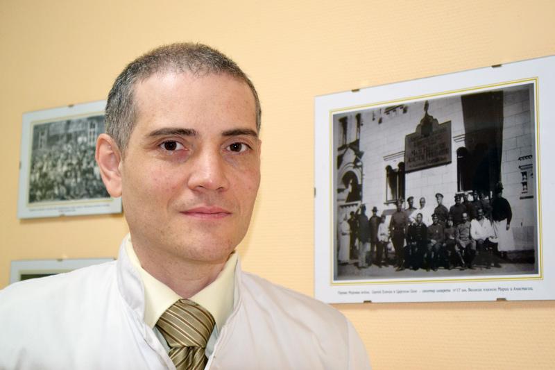 Олег Валерьевич Турушев
